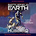 Battlefield Earth Audiobook by L. Ron Hubbard Narrated by Stefan Rudnicki, Josh Clark, Scott Menville, Fred Tatascorie, Nancy Cartwright