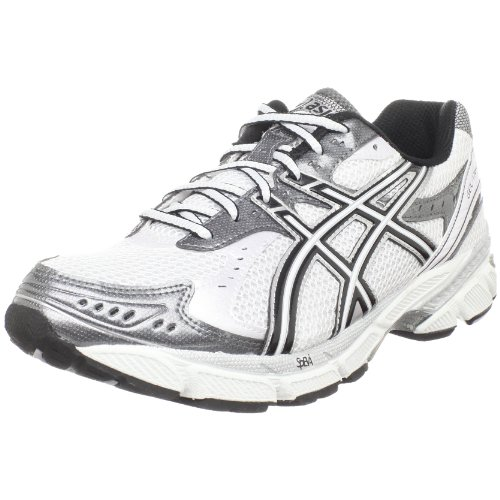 ASICS Men s GEL 1160 Running Shoe White Black Storm 13 2E US
