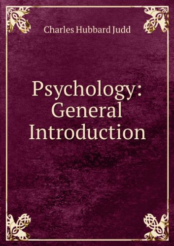 Psychology: General Introduction
