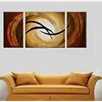 Elegant  Piece Canvas Art Modern Art Hand Painted Oil Painting on Canvas Wall Art