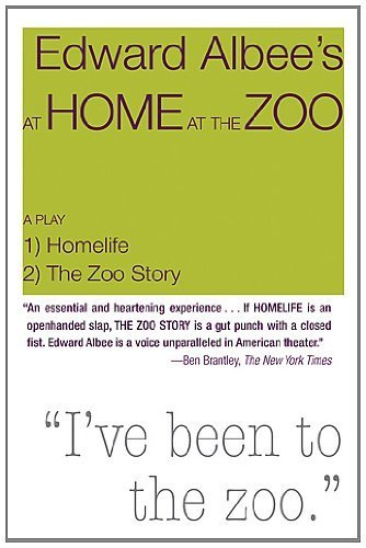 the zoo story analysis The zoo story (tv movie 2016) on imdb: plot summary, synopsis, and more.