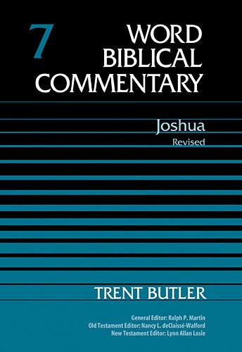 Joshua (Word Biblical Commentary)