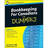 Bookkeeping For Canadians For Dummiesby Lita Epstein