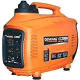 51jbVFE0nTL. SL160  Generac 5793 iX2000 2,000 Watt 126cc 4 Stroke OHV Gas Powered Portable Inverter Generator