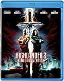 Highlander 2: Renegade Version [Blu-ray]