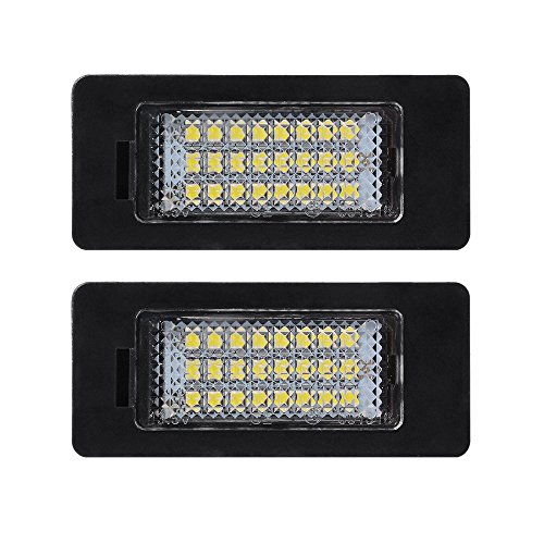 xcsource-lumiere-plaque-dimmatriculation-24-led-3528-smd-6000k-7000k-pour-bmw-serie-1-serie-3-serie-