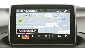 LATEST 2017 Mazda Navigation SD Card Map Chip GPS, Version BHP166EZ1F, for 2015 2016 2017 Mazda 3, 6, CX-3, CX-5, CX-9, Includes 3 years of FREE updates directly from Mazda