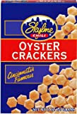 Skyline Chili Oyster Crackers 6oz Box (Pack of 3)