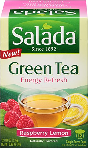 Salada® Energy Refresh Raspberry Lemon Green