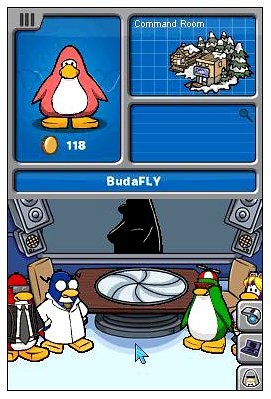 Club Penguin: Herbert's Revenge  screenshot