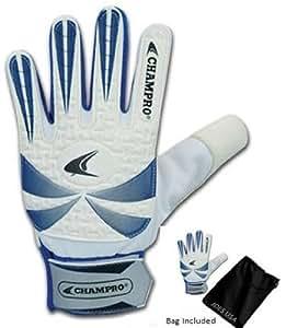 Joe's USA - Durable Grip Soccer Goalie Gloves with Bag (10 - Large Adult)