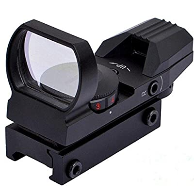 Ohuhu Red and Green Reflex Sight by Ohuhu