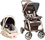 Disney Saunter Luxe Travel System, My Hunney Stripes