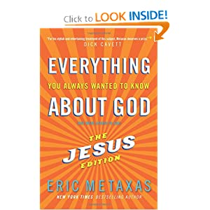 Everything You Always Wanted to Know About God: The Jesus Edition