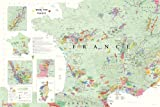 img - for Wine Map of France book / textbook / text book