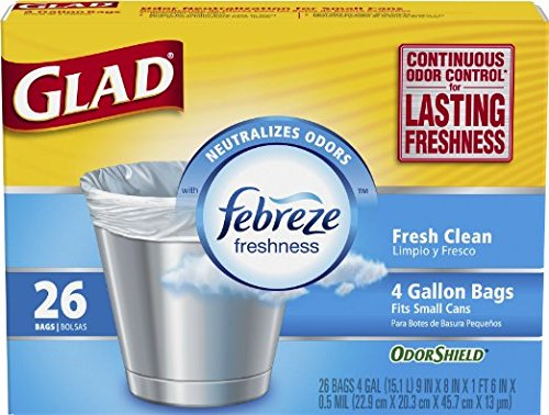 glad-small-garbage-bags-with-odor-shield-4-gallon-26-bags-pack-of-2