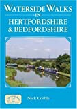 img - for Waterside Walks in Hertfordshire and Bedfordshire (Waterside Walks) by Nick Corble (2008-05-15) book / textbook / text book