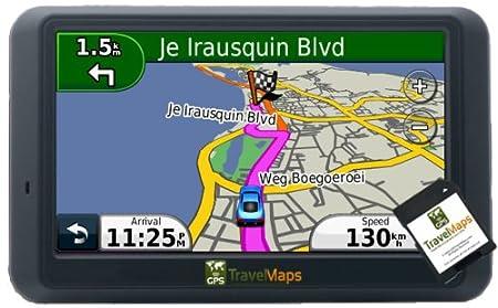 Caribbean South GPS Maps (Sd Memory Card / Garmin Compatible)
