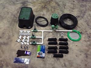 3 Zone Lawn Sprinkler Kit version 4