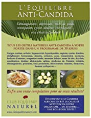 L'Equilibre Anti-Candida (French Edition)