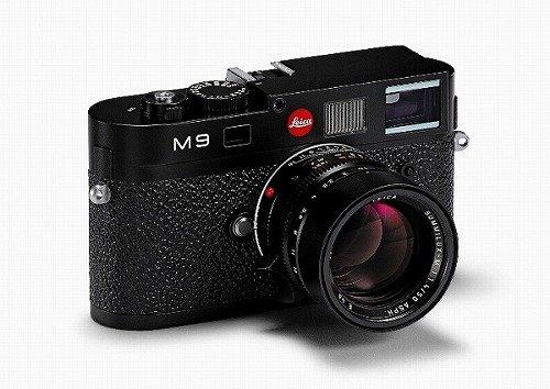 LEICA ライカM9 18MPデジタルレンジファインダーカメラ(ブラック、本体のみ)