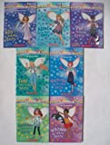 Rainbow Magic: The Ocean Fairies Complete Set, Books 1-7 (Ally the Dolphin Fairy, Amelie the Seal Fairy, Pia the Penguin Fairy, Tess the Sea Turtle Fairy, Stephanie the Starfish Fairy, Whitney the Whale Fairy, Courtney the Clownfish Fairy)