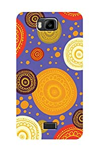 ZAPCASE PRINTED BACK COVER FOR HUAWEI HONOR BEE