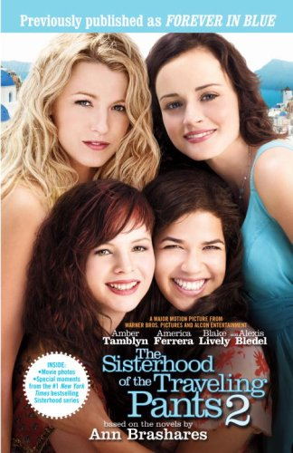 The Sisterhood of the Traveling Pants 2 cover image