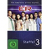 ER - Emergency Room, Staffel 03 7 DVDs