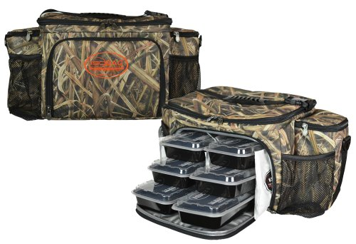 Isobag 6 Meal Management System Mossy Oak Edition/Full Camouflage (Mossy Oak Blades)Insulated Lunch Box/Bag - 1