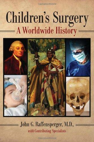 Children'S Surgery: A Worldwide History front-825837