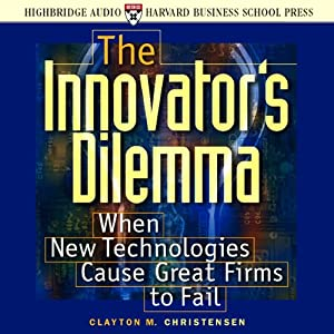The Innovator's Dilemma Audiobook
