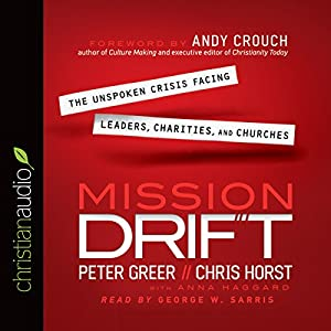 Mission Drift Audiobook