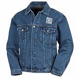 Genuine Ford Men's Built Ford Tough Denim Jean Jacket - Size Large