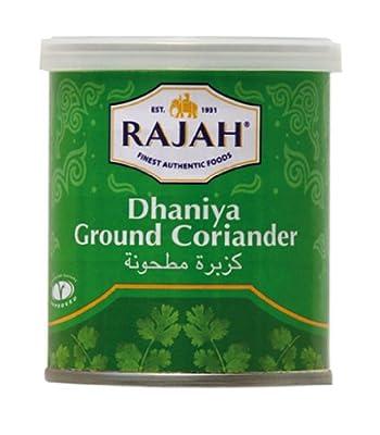 Rajah Koriander, gemahlen, 100g, 3er Pack (3 x 100 g Packung) von Rajah bei Gewürze Shop