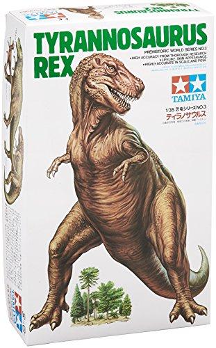 Tamiya Models Tyrannosaurus Rex Model Kit - 1