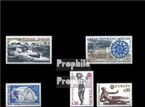 Frankreich 1868,1869-1870,1871,1872 (kompl.Ausg.) gestempelt 1974 Sondermarken (Briefmarken für Sammler)