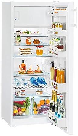 K2814 - LIEBHERR Réfrigérateur armoire A++,232L+21L,55*140cm, (K 2814-20)