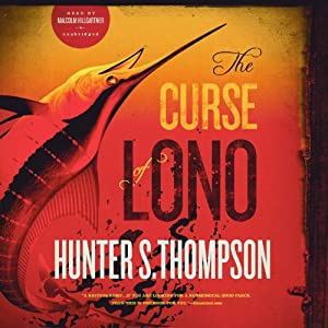 The Curse of Lono Audiobook