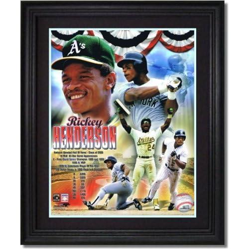 リッキー・ヘンダーソン MLBクラッシックフォト