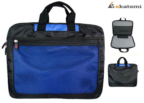 Titillating Laptop Bag for 15.6 inch Sony VAIO VPC-CB17FX Notebook + An Ekatomi Catch.