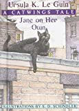img - for Jane on Her Own: A Catwings Tale by Ursula K. Le Guin (2008-04-25) book / textbook / text book
