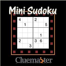 Cluemaster Mini Sudoku Volume 1