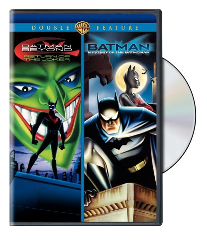 Batman Beyond Return Of The Jokerbatman Mystery Of The Batwoman