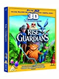 Image de Rise of the Guardians (Blu-ray 3D + Blu-ray)[Region Free]