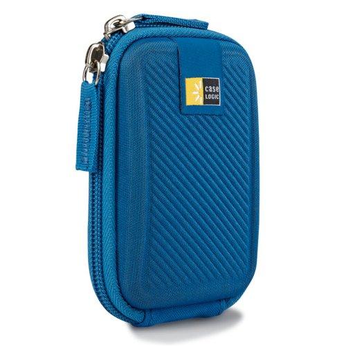 Case Logic ECC-101Blue Point and Shoot Camera Case (Blue)