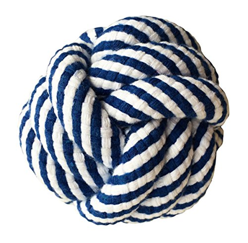 FUNPET-Dog-Rope-Toy-Durable-Chew-Knot-Ball-for-Aggressive-Puppy-Pets