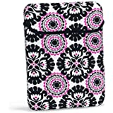 Thirty One Tote-A-Tablet in Pink Pop Medallion - No Monogram - 4138