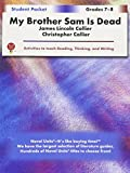 img - for My Brother Sam Is Dead - Student Packet by Novel Units, Inc. book / textbook / text book