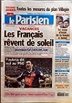 PARISIEN (LE) [No 19195] du 26/05/200...